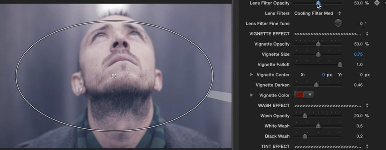Professional Grading Presets for FCPX