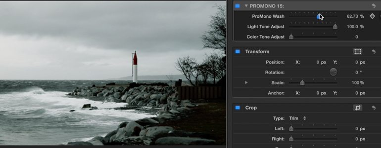 Professional - Color Grading Presets for Final Cut Pro X