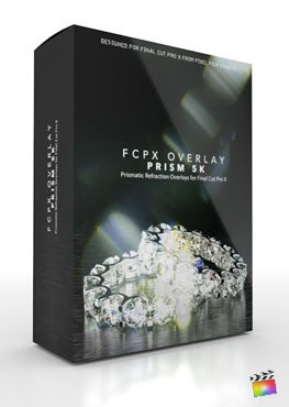 Final Cut Pro X Plugin FCPX Overlay Prism 5K from Pixel Film Studios
