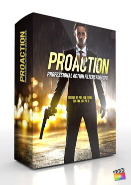 Final Cut Pro X Plugin ProAction from Pixel Film Studios