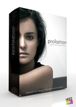 Final Cut Pro X Color Grade Profashion from Pixel Film Studios