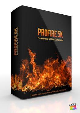 Final Cut Pro X Plugin ProFire 5K from Pixel Film Studios