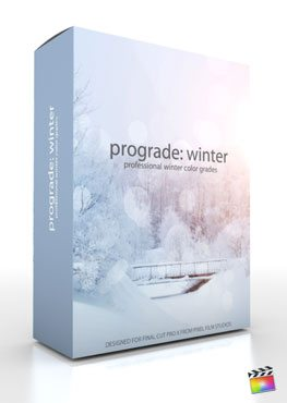 Final Cut Pro X plugin ProGrade Summer from Pixel Film Studios