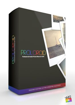 Final Cut Pro X Plugin Proloroid from Pixel Film Studios