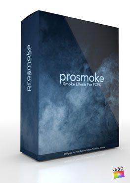 Final Cut Pro X Plugin ProSmoke from Pixel Film Studios