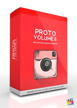 Final Cut Pro X Plugin ProTo Volume 2 from Pixel Film Studios