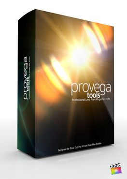Final Cut Pro X Plugin ProVega Tools from Pixel Film Studios