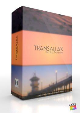 Final Cut Pro X Plugin TransAllax from Pixel Film Studios