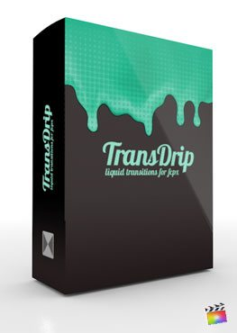 Final Cut Pro X Plugin TransDrip from Pixel Film Studios