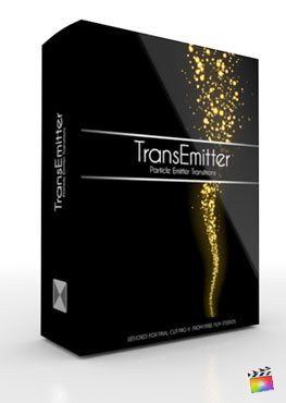 Final Cut Pro X Plugin TransEmitter from Pixel Film Studios