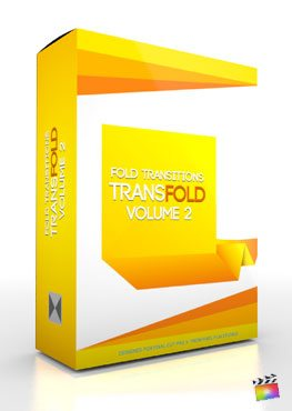 Final Cut Pro X Plugin TransFol Volume 2 from Pixel Film Studios