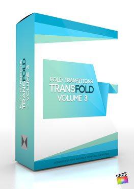 Final Cut Pro X Plugin TransFol Volume 3 from Pixel Film Studios