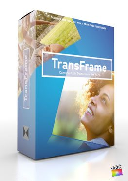 Final Cut Pro X Plugin TransFrame from Pixel Film Studios