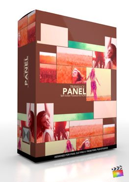Final Cut Pro X Plugin TranSlice Panel from pixel Film Studios