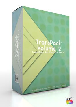 Final Cut Pro X Plugin TransPack Volume 2 from Pixel Film Studios