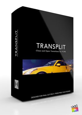 Final Cut Pro X Plugin TranSplit