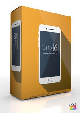 Final Cut Pro X Plugin Pro6 from Pixel Film Studios