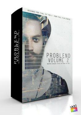 Final Cut Pro X Plugin ProBlend Volume 2