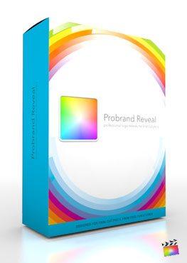 Final Cut Pro X Plugin ProBrand Reveal from Pixel Film Studios
