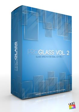 Final Cut Pro X Plugin ProGlass Volume 2 from Pixel Film Studios