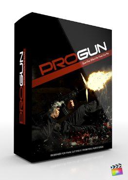 Final Cut Pro X Plugin ProGun from Pixel Film Studios