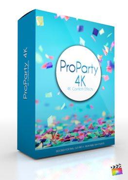 Final Cut Pro X Plugin ProParty 4k from Pixel Film Studios
