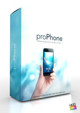 Final Cut Pro X Plugin ProPhone from Pixel Film Studios