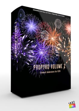 Final Cut Pro X Plugin ProPyro Volume 2 from Pixel Film Studios