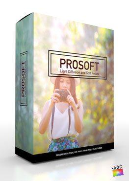 Final Cut Pro X Plugin ProSoft from Pixel Film Studios