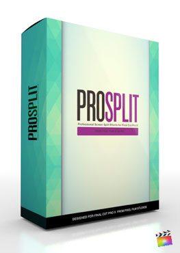 Final Cut Pro X Plugin ProSplit from Pixel Film Studios