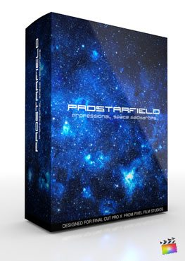 Final Cut Pro X Plugin ProStarfield from Pixel Film Studios