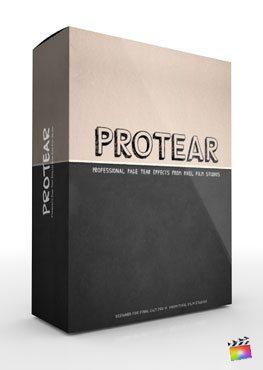 Final Cut Pro X Plugin ProTear from Pixel Film Studios
