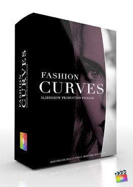 Final Cut Pro X Plugin Production Package Fashion Curves from Pixel Film Studios