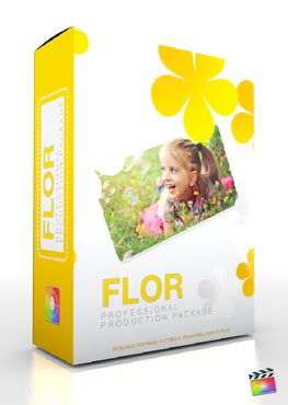 Final Cut Pro X Plugin Production Flor from Pixel Film Studios