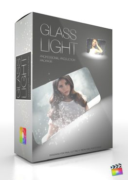 Final Cut Pro X Plugin Production Glass Light from Pixel Film Studios