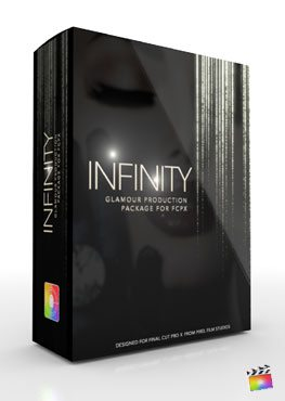 Final Cut Pro X Plugin Production Package Theme Infinity from Pixel Film Studios
