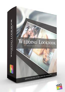 Final Cut Pro X Plugin Production Package Wedding LookBook from Pixel Film Studios