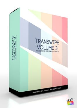 Final Cut Pro X Plugin TransWipe Volume 3 from Pixel Film Studios
