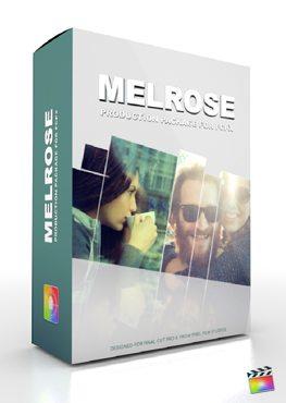 Final Cut Pro X Plugin Production Package Melrose from Pixel Film Studios