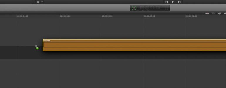 Final Cut Pro X Plugin ProPan from Pixel Film Studios