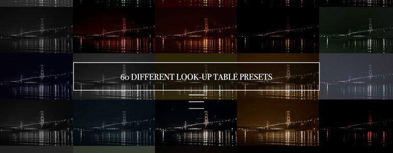 FCPX LUT Noir - Film Noir Color Grades for Final Cut Pro X -from Pixel Film Studios