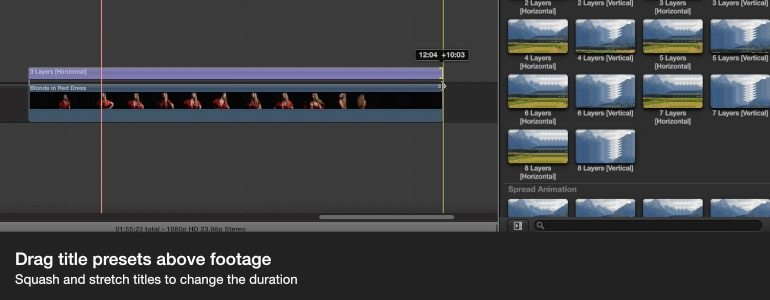 Repeating Media Tool for Final Cut Pro X