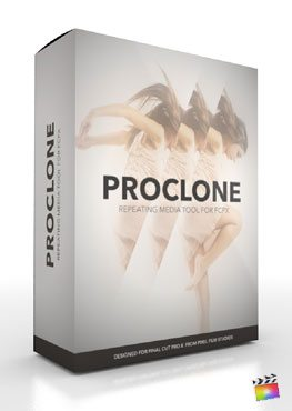 Final Cut Pro X Plugin ProClone from Pixel Film Studios