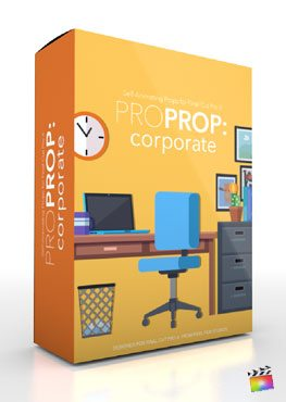 Final Cut Pro X Plugin ProProp Corporate from Pixel Film Studios