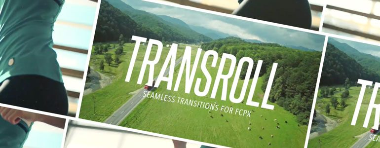 Seamless Transitions for FCPX