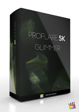 Final Cut Pro X Plugin ProFlare 5K Glimmer from Pixel Film Studios