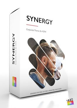 Final Cut Pro X Production Package Synergy from Pixel Film Studios