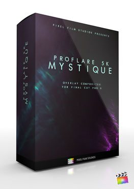 Final Cut Pro X Plugin ProFlare 5K Mystique from Pixel Film Studios