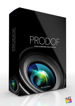 Final Cut Pro X Plugin FCPX ProDOF from Pixel Film Studios