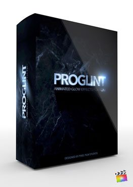 Final Cut Pro X Plugin ProGlint from Pixel Film Studios